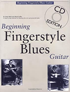 Beginning Fingerstyle Blues Guitar [With CD (Audio)] 9780825625565