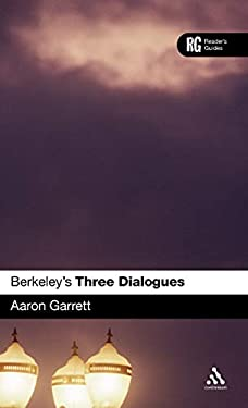Berkeley's 'Three Dialogues': A Reader's Guide 9780826496621