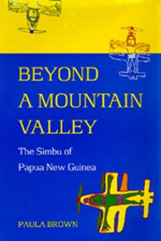 Beyond a Mountain Valley