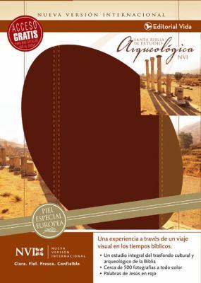 Biblia Arqueologica-NVI 9780829753981