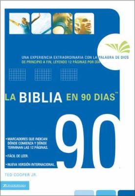 Biblia En 90 D as Juego: Una Experiencia Extraordinaria Con La Palabra de Dios 9780829749564