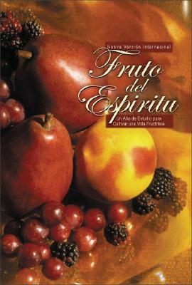 Biblia Fruto del Espiritu-Nvi = Fruit of the Spirit Bible-Nvi 9780829734485