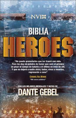 Biblia Heroes Con Dante Gebel-NVI 9780829752571