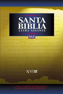 Biblia Letra Gigante-Nu = Giant Print Bible-Nu