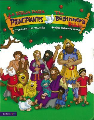 Biblia Para Principiantes Biling E: Historias B Blicas Para Ni OS 9780829752557