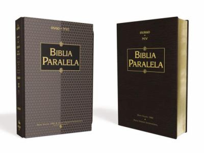 Rvr 1960/NVI Biblia Paralela, Tapa Dura = Parallel Bible-PR-RV 1960/Nu 9780829731927