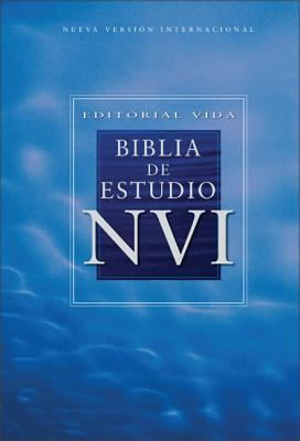Editorial Vida Biblia de Estudio NVI, Tapa Dura = Study Bible-Nu 9780829724011