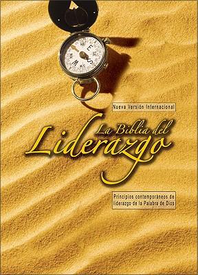 Biblia de Estudio Para Lideres-NVI = The Leadership Bible 9780829731583