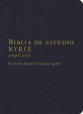 Biblia de Estudio Ryrie Ampliada-Rvr 1960 9780825418181