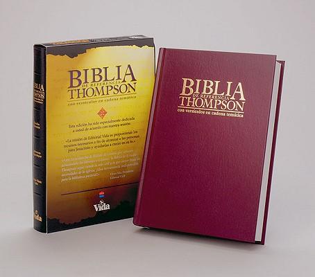 Biblia de Referencia Thompson-RV 1960 9780829714418