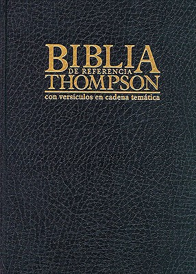 Biblia de Referencia Thompson-RV 1960 9780829714463