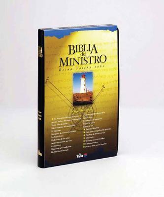 Biblia del Ministro-RV 1960 9780829720617