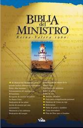 Biblia del Ministro-RV 1960 = Minister's Bible-RV 1960