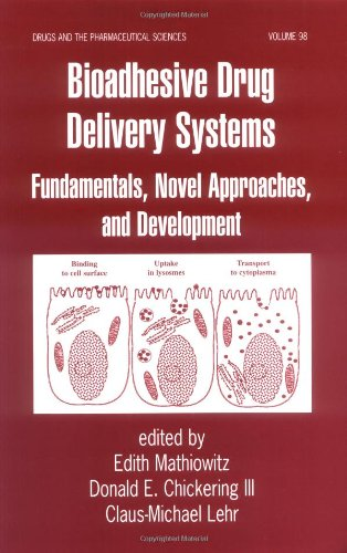 Bioadhesive Drug Delivery Systems: Fundamentals, Novel Approaches, and Development 9780824719951