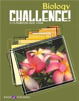 Biology Challenge!: A Classroom Quiz Game 9780825150364