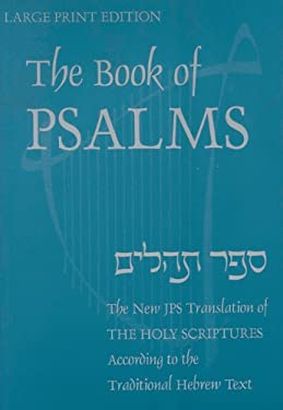 Book of Psalms-OE: A New Translation According to the Hebrew Text 9780827607323