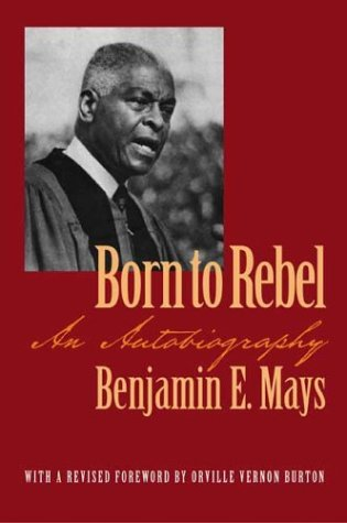 Born to Rebel: An Autobiography 9780820325231