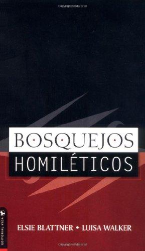 Bosquejos Homil Ticos 9780829705119