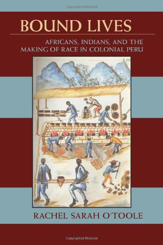 Bound Lives: Africans, Indians, and the Making of Race in Colonial Peru 9780822961932