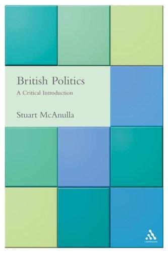 British Politics: A Critical Introduction