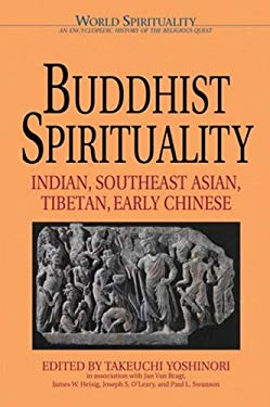 Buddhist Spirituality Vol. 2 9780824515959