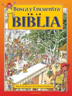 Busca y Encuentra en la Biblia: El Antiguo Testamento [With CDROM] 9780829743708
