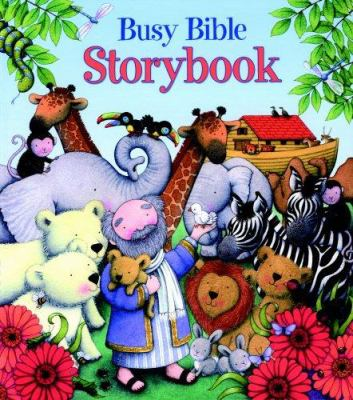 Busy Bible Storybook 9780825455292