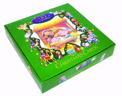 Candle Bible for Toddlers: Christmas Cards 9780825473739