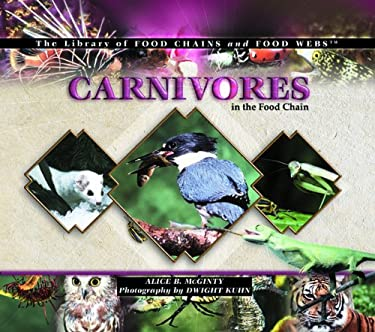 Carnivores in the Food Chain 9780823957545
