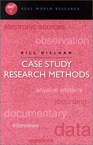 Case Study Research Methods 9780826447968
