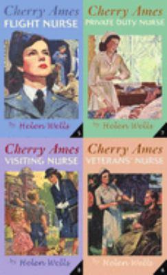 Cherry Ames 4 Volume Boxed Set