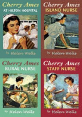 Cherry Ames Boxed Set 13-16 9780826104298