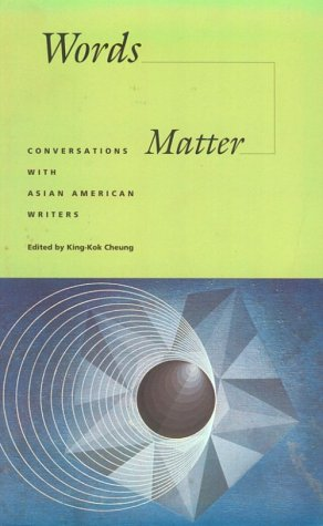 Cheung: Words Matter Paper 9780824822163