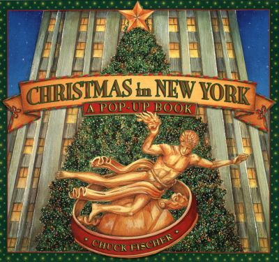 Christmas in New York: A Pop-Up Book 9780821257029