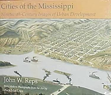 Cities of the Mississippi 9780826209399