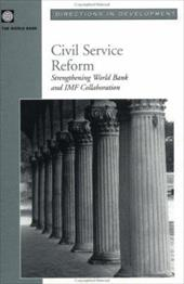 Civil Service Reform: Strengthening World Bank and IMF Collaboration coupon codes 2016