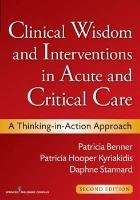 Clinical Wisdom and Interventions in Acute and Critical Care: A Thinking-In-Action Approach, Second Edition 9780826105738