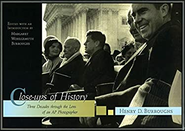 Close-Ups of History: Three Decades Through the Lens of an AP Photographer 9780826217257