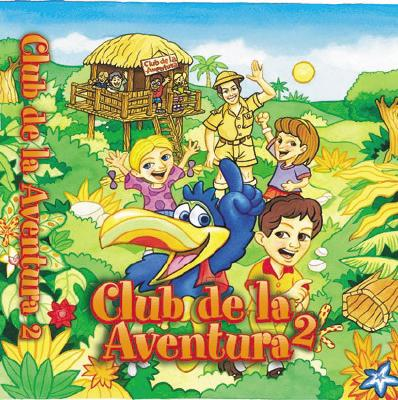 Club de La Aventura 2: My First Step with Jesus 9780829735321