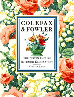 Colefax and Fowler: The Best in English Interior Decoration 9780821217467