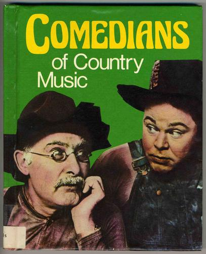 Comedians of Country Music (Country music library)