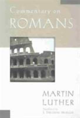Commentary on Romans 9780825431203