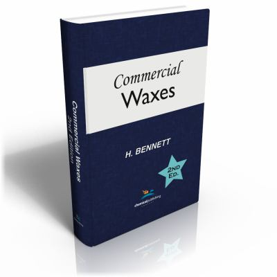 Commercial Waxes, Second Edition by H  Bennett