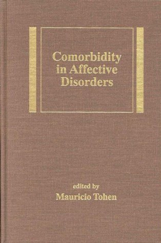 Comorbidity in Affective Disorders 9780824702120
