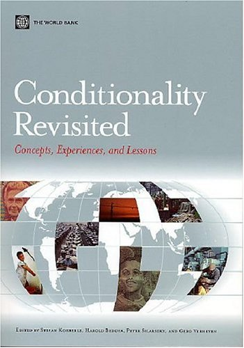 Conditionality Revisited: Concepts, Experiences, and Lessons 9780821360132