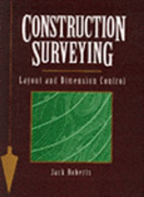 Construction Survey & Layout 9780827357235