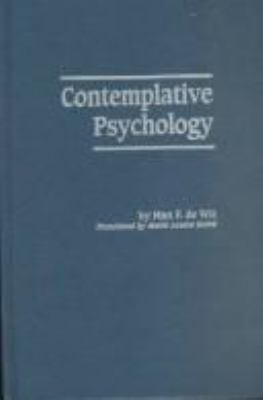 Contemplative Psychology 9780820702285