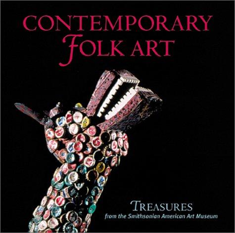 Contemporary Folk Art 9780823009381
