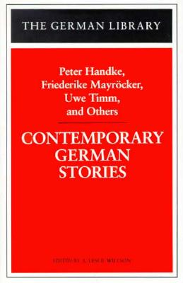 Contemporary German Stories 9780826409683
