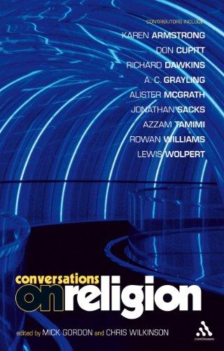 Conversations on Religion 9780826499097